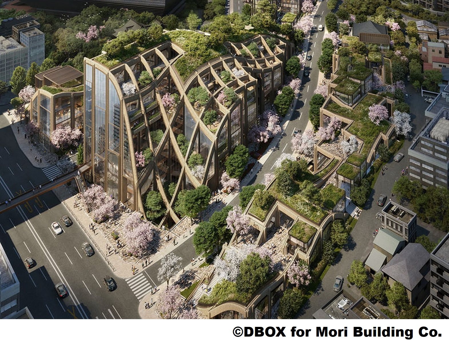 Nippon Otis Selected to Deliver Elevators for Tokyo Redevelopment Project