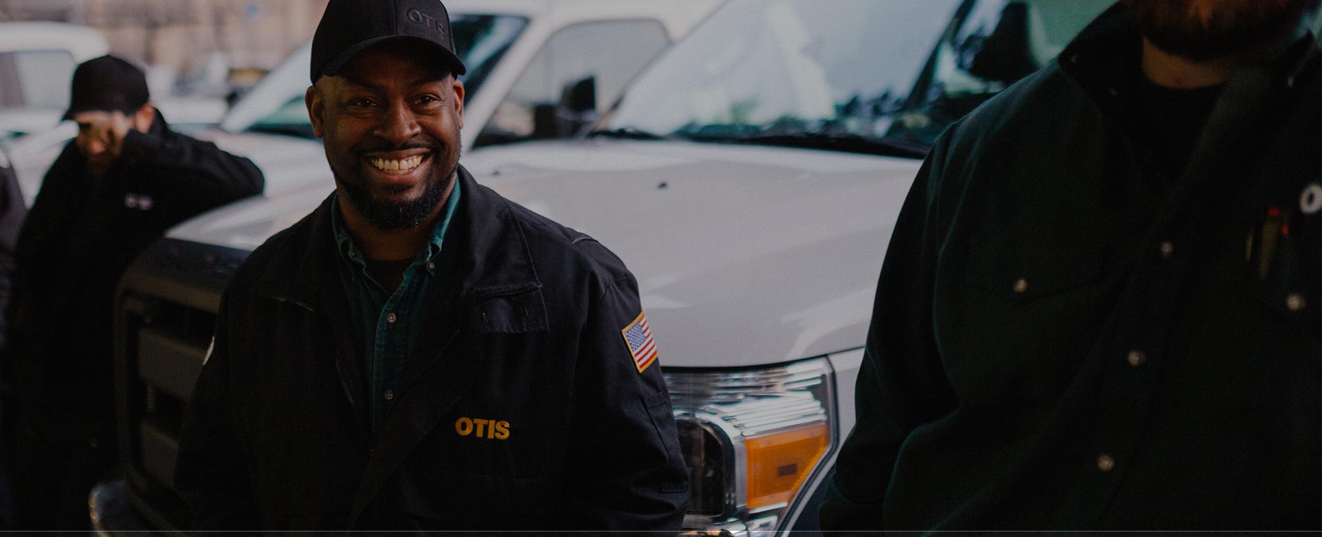 Smiling-service-man