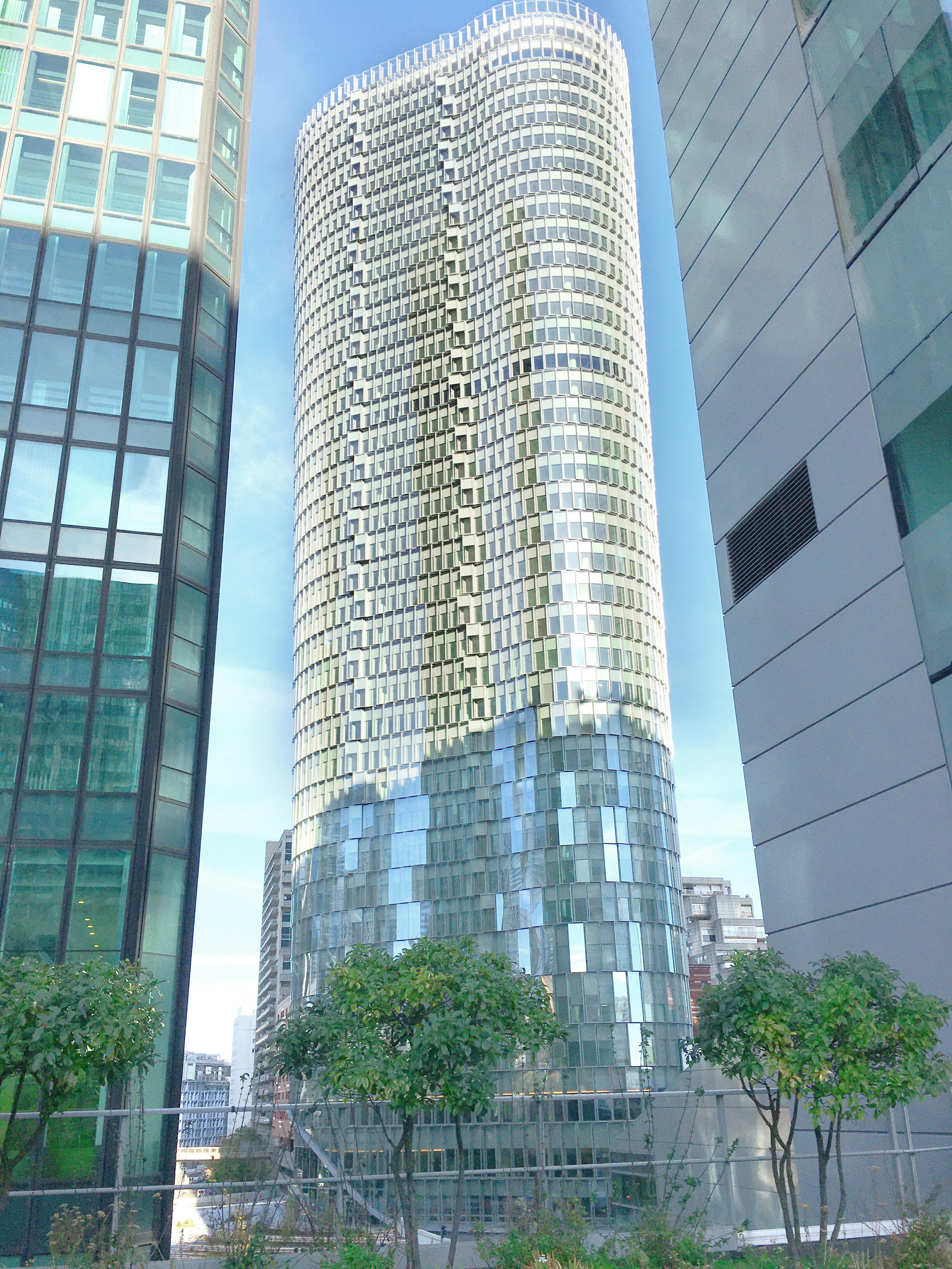 Alto Tower Exterior