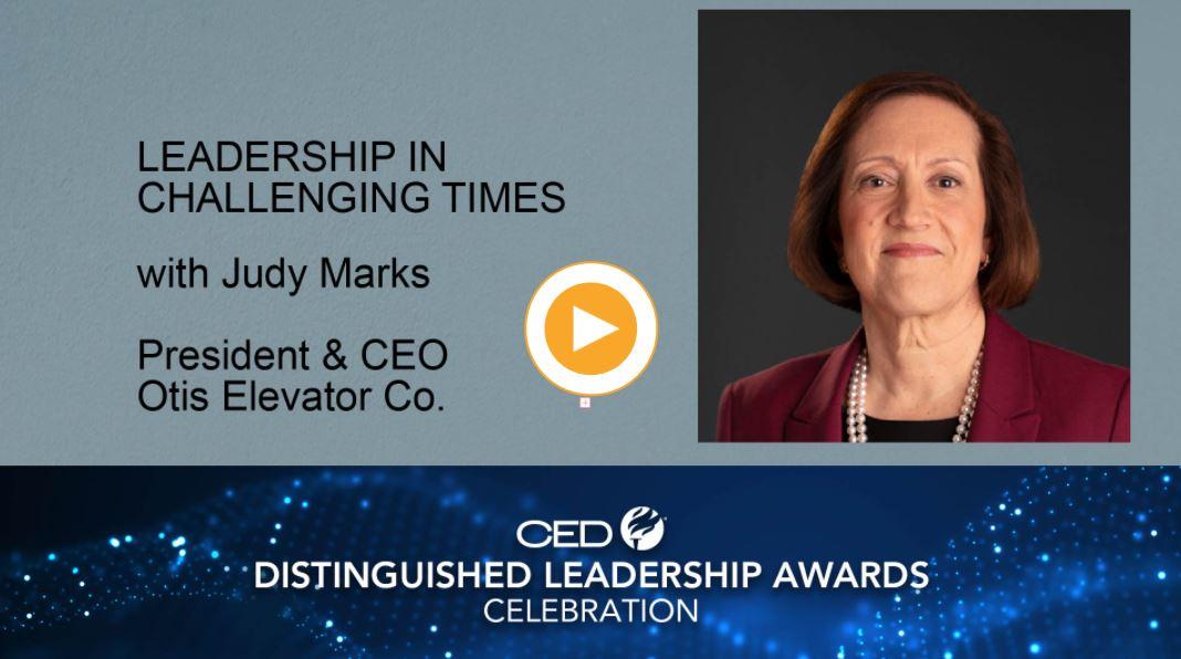 JM CED Award