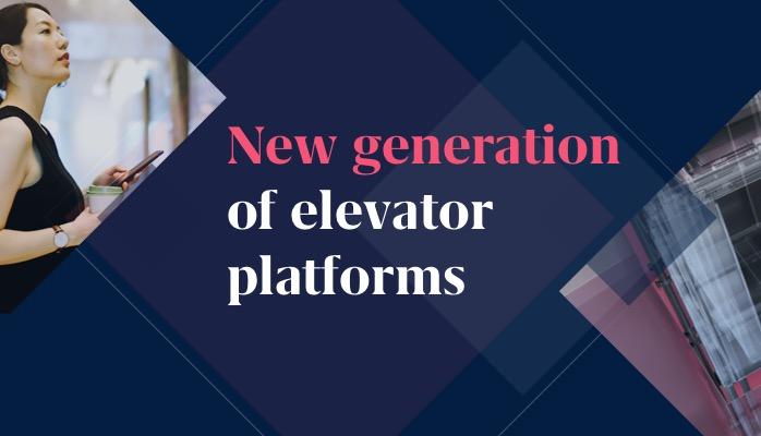 New generation of elevator platforms