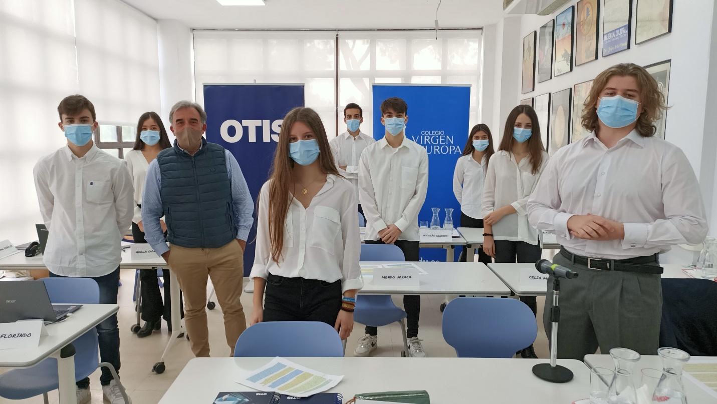 Otis anuncia los ganadores del Programa Internacional para estudiantes