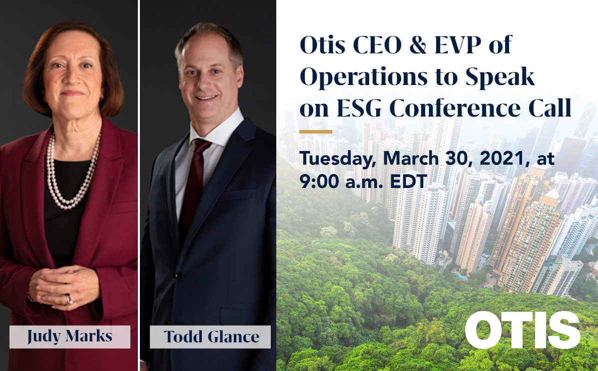 Judy Marks Todd Glance Otis ESG